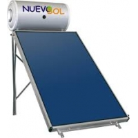 NUEVOSOL(by COSMOSOLAR) NS160/2.52m2 ΚΑΘ